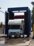 lavaggio camion e lavaggio camper