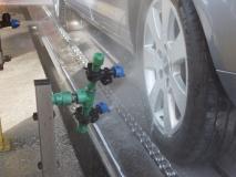 tunnel lavaggio auto due